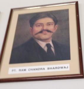Ram Chandra Bhardwaj 0129