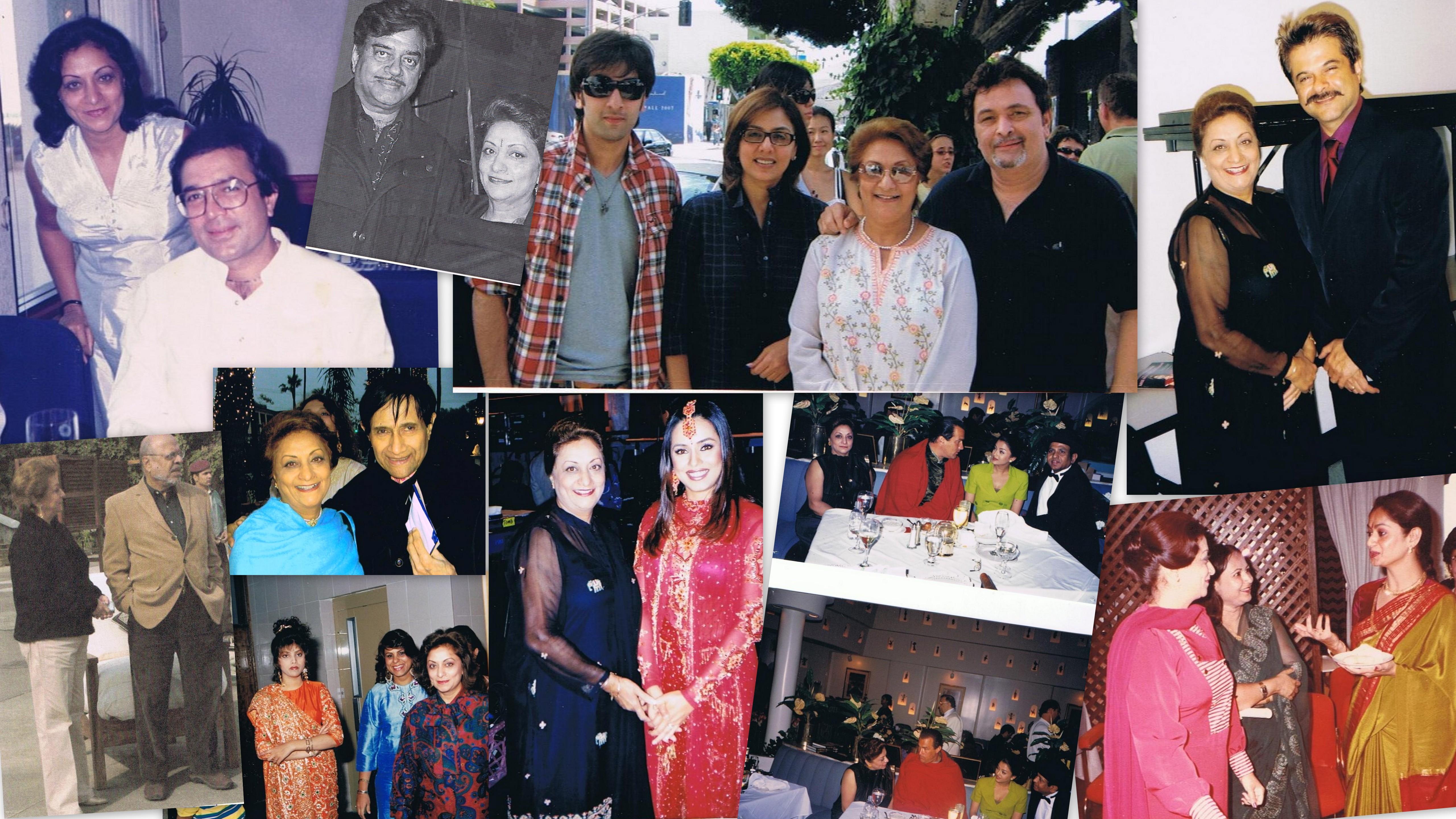 Mini's Bollywood celebs